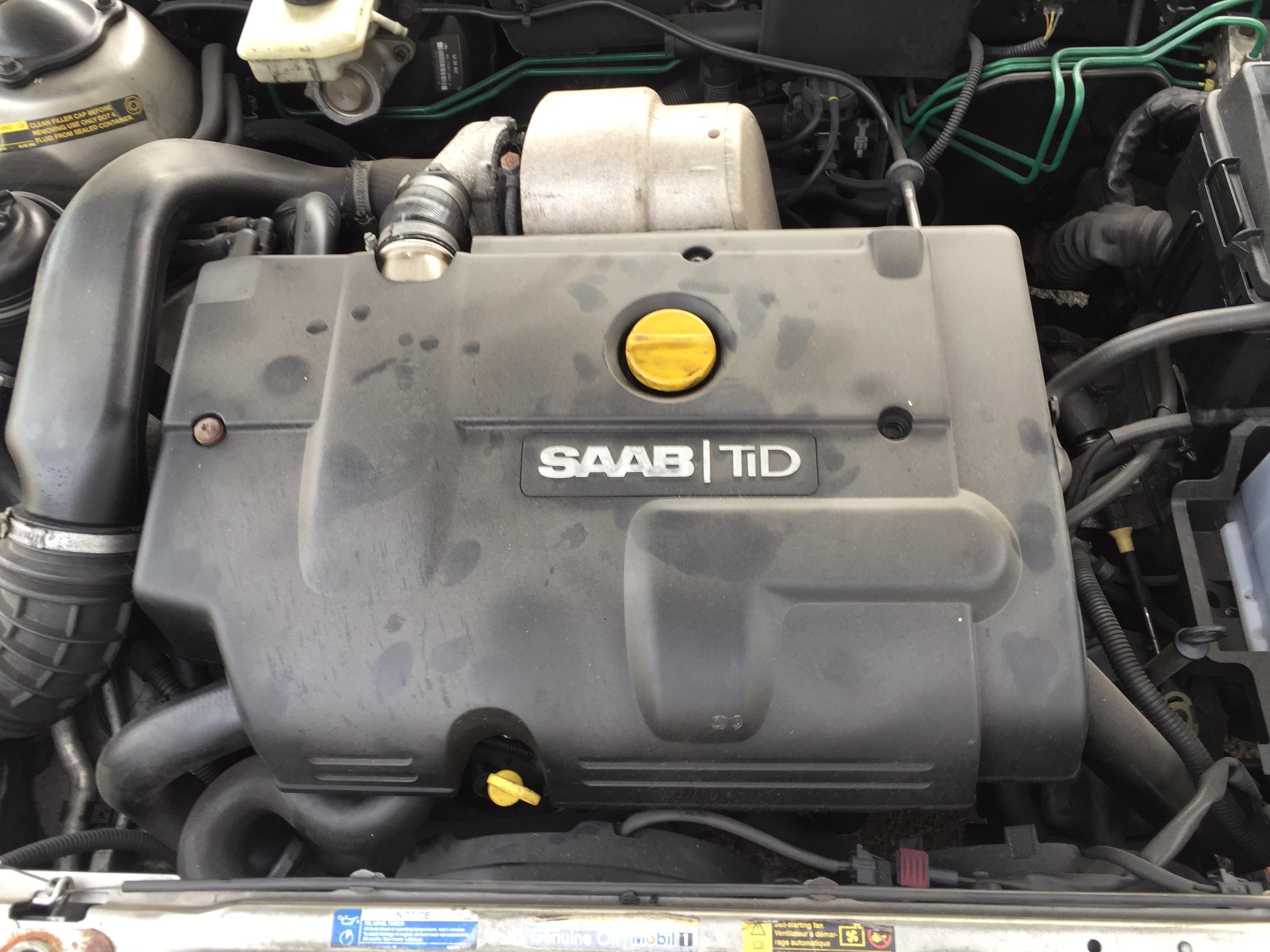 Naudotos automobiliu dallys Foto 3 SAAB 9-5 2005 2.2 Automatinė Sedanas 4/5 d. Pilka 2017-8-25 A3416