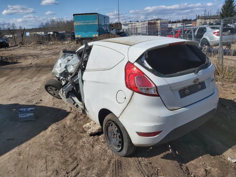 Naudotos automobilio dalys Ford FIESTA 2015 1.5 Mechaninė Hečbekas 2/3 d. Balta 2020-3-31