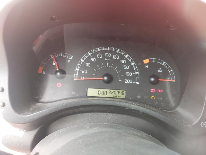 Naudotos automobilio dalys Fiat PANDA 2009 1.3 Mechaninė Vienatūris 4/5 d. Raudona 2020-8-17