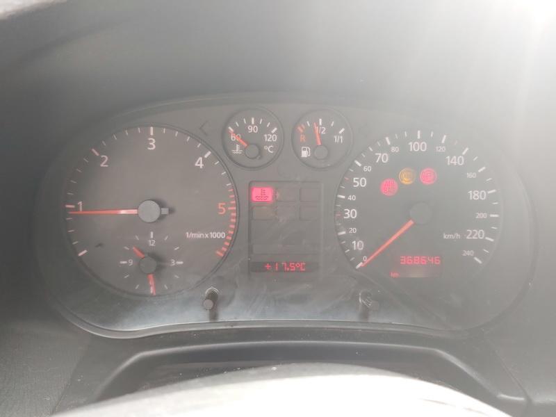 Naudotos automobiliu dallys Foto 10 Audi A3 1998 1.9 Mechaninė Hečbekas 2/3 d. Sidabrine 2020-8-27 A5575