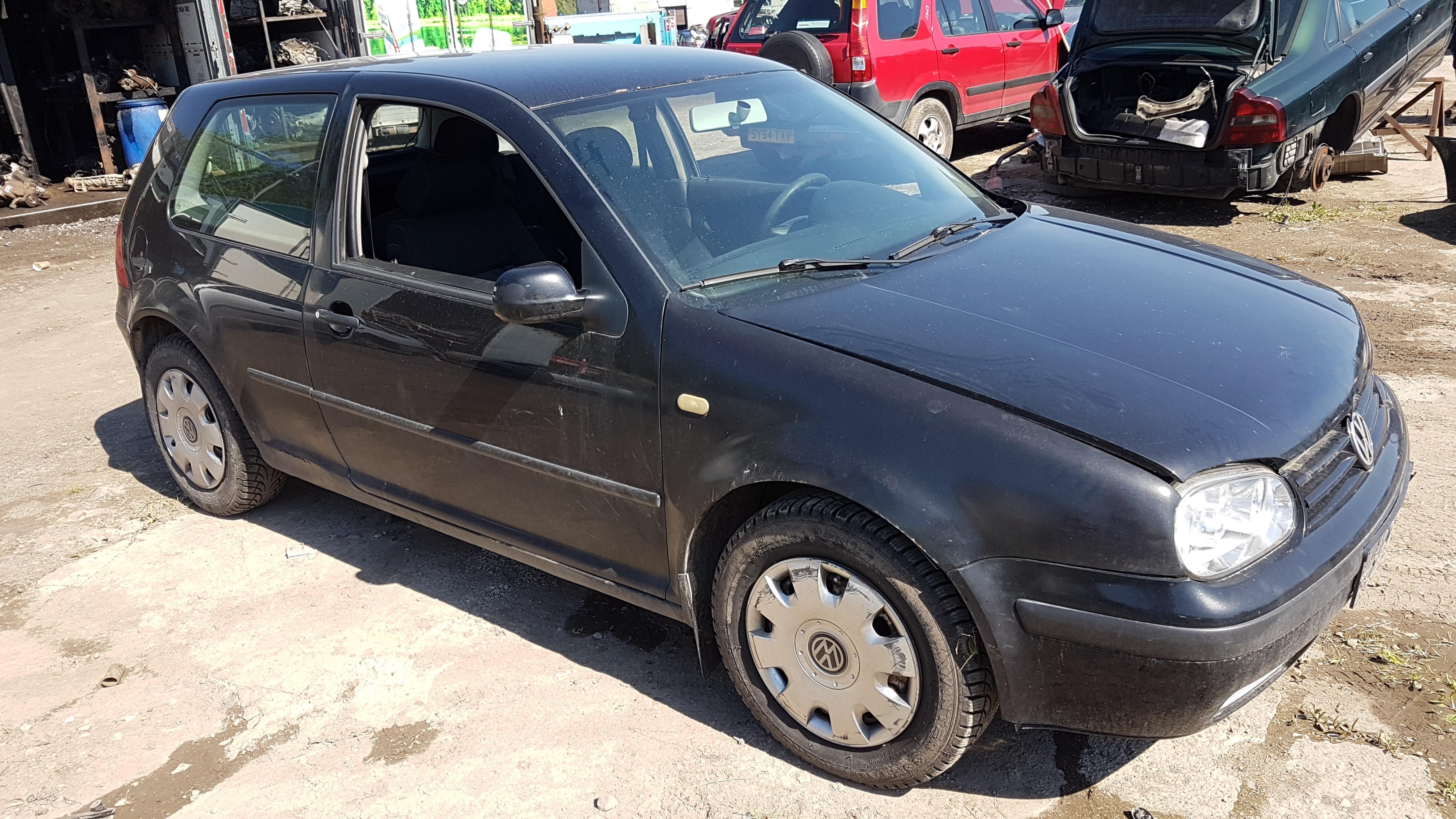 Naudotos automobilio dalys Volkswagen GOLF 1999 1.6 Mechaninė Hečbekas 2/3 d. Juoda 2018-5-25