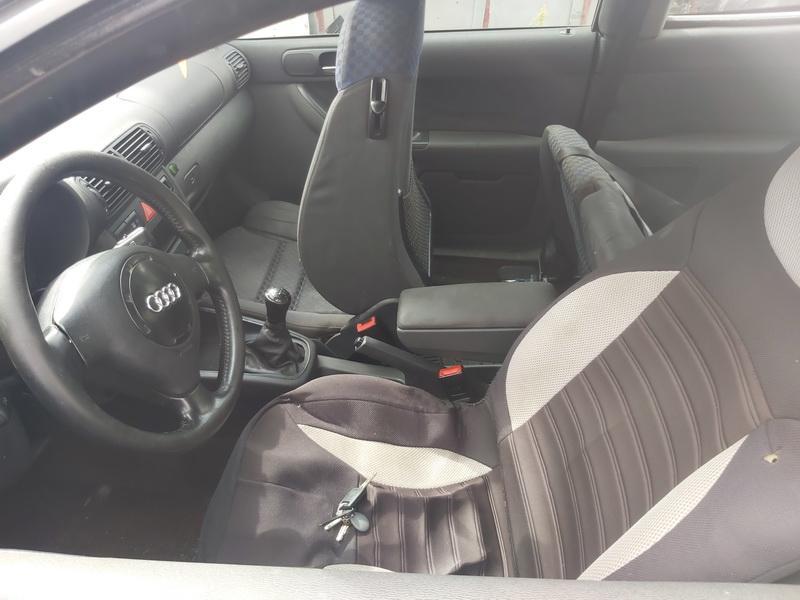 Naudotos automobiliu dallys Foto 5 Audi A3 1998 1.9 Mechaninė Hečbekas 2/3 d. Sidabrine 2020-8-27 A5575