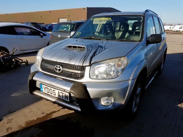 Toyota RAV-4 2005 2.0 машиностроение
