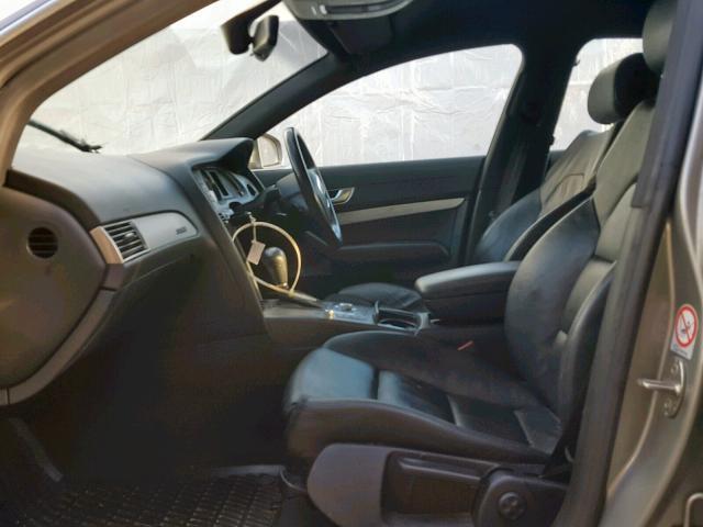 Naudotos automobiliu dallys Foto 5 Audi A6 2005 3.0 Automatinė Sedanas 4/5 d. Pilka 2019-2-06 A4302