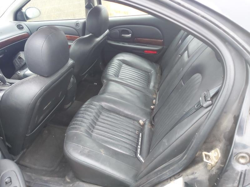 Подержанные Автозапчасти Foto 8 Chrysler 300M 2004 2.7 автоматическая седан 4/5 d. черный 2020-11-18 A5833