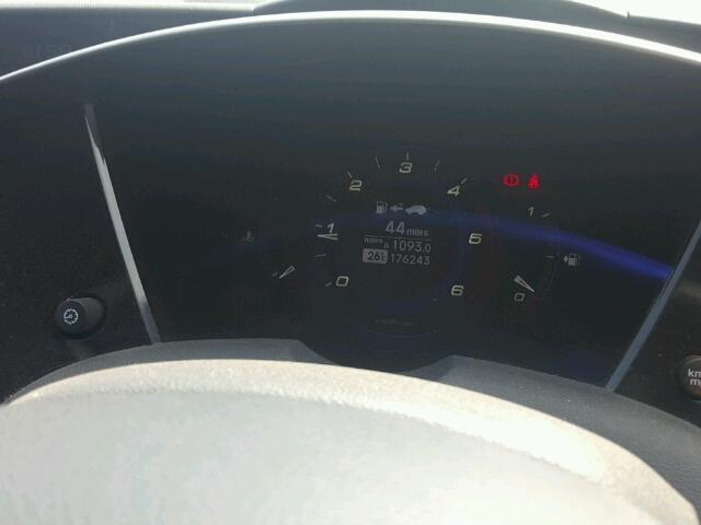 Naudotos automobiliu dallys Foto 5 Honda CIVIC 2007 2.2 Mechaninė Hečbekas 4/5 d. Melyna 2018-8-05 A4022