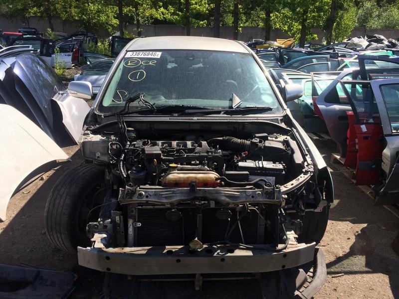 Naudotos automobilio dalys Toyota AVENSIS 2007 2.0 Mechaninė Hečbekas 4/5 d. Sidabrine 2018-6-15