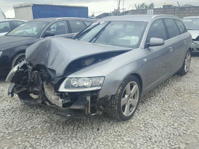 Naudotos automobiliu dallys Foto 3 Audi A6 2008 2.0 Mechaninė Universalas 4/5 d. Pilka 2018-9-10 A4075