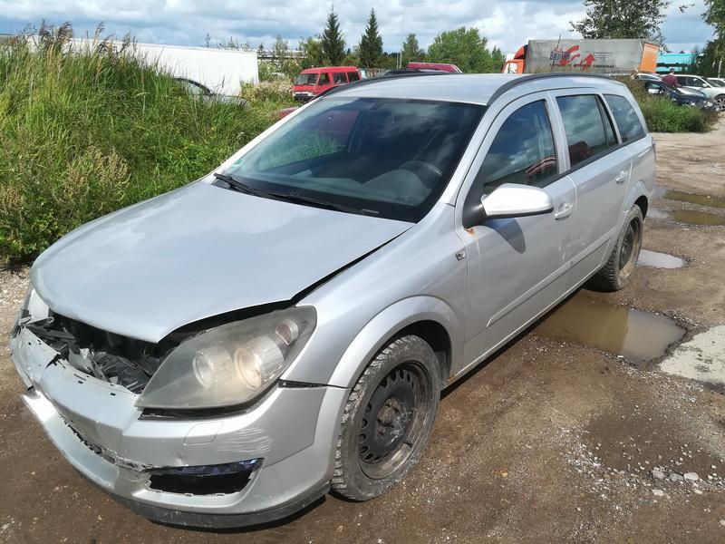 Naudotos automobiliu dallys Foto 4 Opel ASTRA 2006 1.9 Mechaninė Universalas 4/5 d. Sidabrine 2019-8-09 A4697