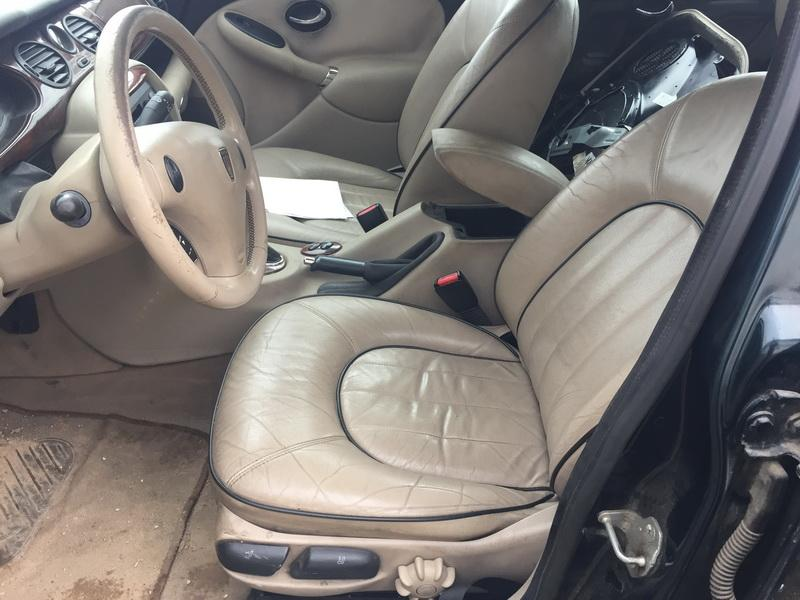 Naudotos automobilio dalys Rover 75 1999 2.0 Automatinė Sedanas 4/5 d. Zalia 2018-10-03