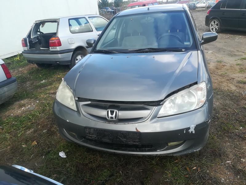 Naudotos automobilio dalys Honda CIVIC 2005 1.3 Automatinė Sedanas 4/5 d. Pilka 2019-10-29