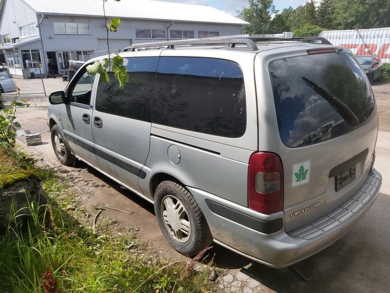 Naudotos automobiliu dallys Foto 7 Chevrolet VENTURE 1999 3.4 Automatinė Vienatūris 4/5 d. Pilka 2020-7-28 A5468