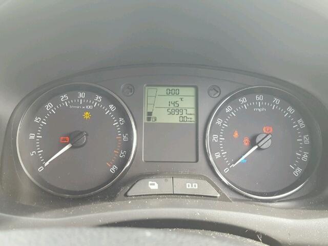 Naudotos automobiliu dallys Foto 4 Skoda FABIA 2012 1.2 Mechaninė Hečbekas 4/5 d. Zydra 2018-6-17 A3882