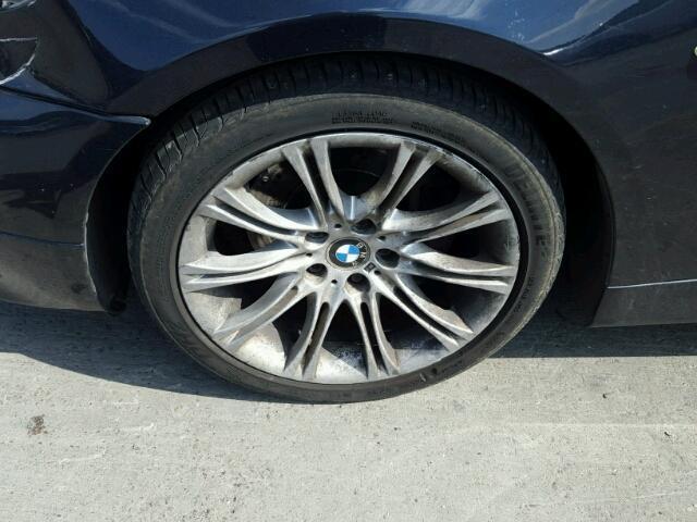 Naudotos automobiliu dallys Foto 7 BMW 5-SERIES 2006 3.0 Mechaninė Sedanas 4/5 d. Juoda 2018-8-12 A4037