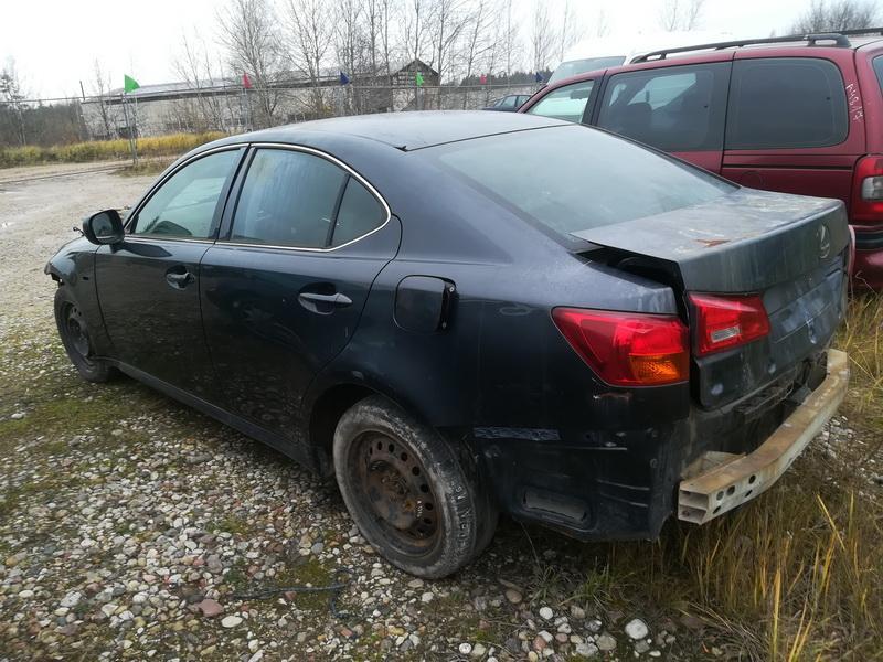 Naudotos automobilio dalys Lexus IS - CLASS 2006 2.5 Mechaninė Sedanas 4/5 d. Pilka 2019-11-14