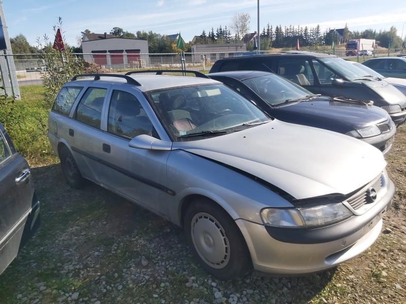 Naudotos automobilio dalys Opel VECTRA 1998 2.0 Mechaninė Universalas 4/5 d. Pilka 2020-9-24