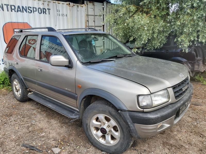 Naudotos automobilio dalys Opel FRONTERA 2000 2.2 Mechaninė Vienatūris 4/5 d. Pilka 2020-6-15