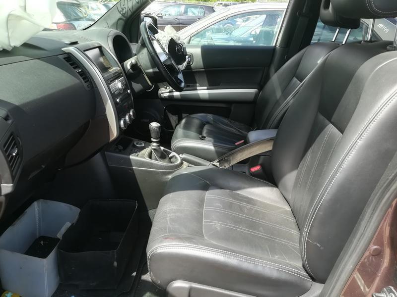 Naudotos automobiliu dallys Foto 5 Nissan X-TRAIL 2010 2.0 Mechaninė Visureigis 4/5 d. Violetine 2019-7-02 A4595