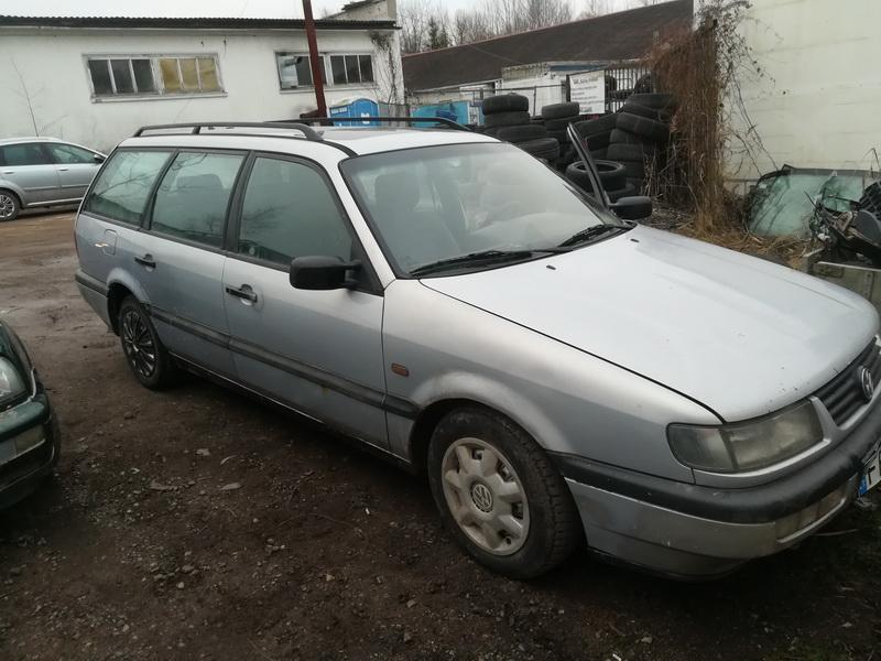 Naudotos automobilio dalys Volkswagen PASSAT 1995 1.9 Mechaninė Universalas 4/5 d. Pilka 2019-12-12