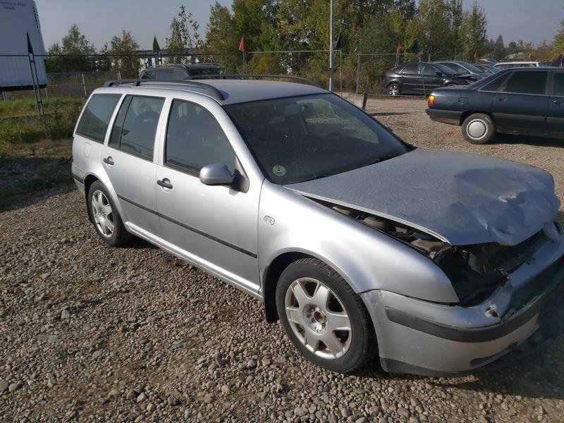 Naudotos automobilio dalys Volkswagen BORA 2001 1.9 Mechaninė Universalas 4/5 d. Sidabrine 2020-10-01