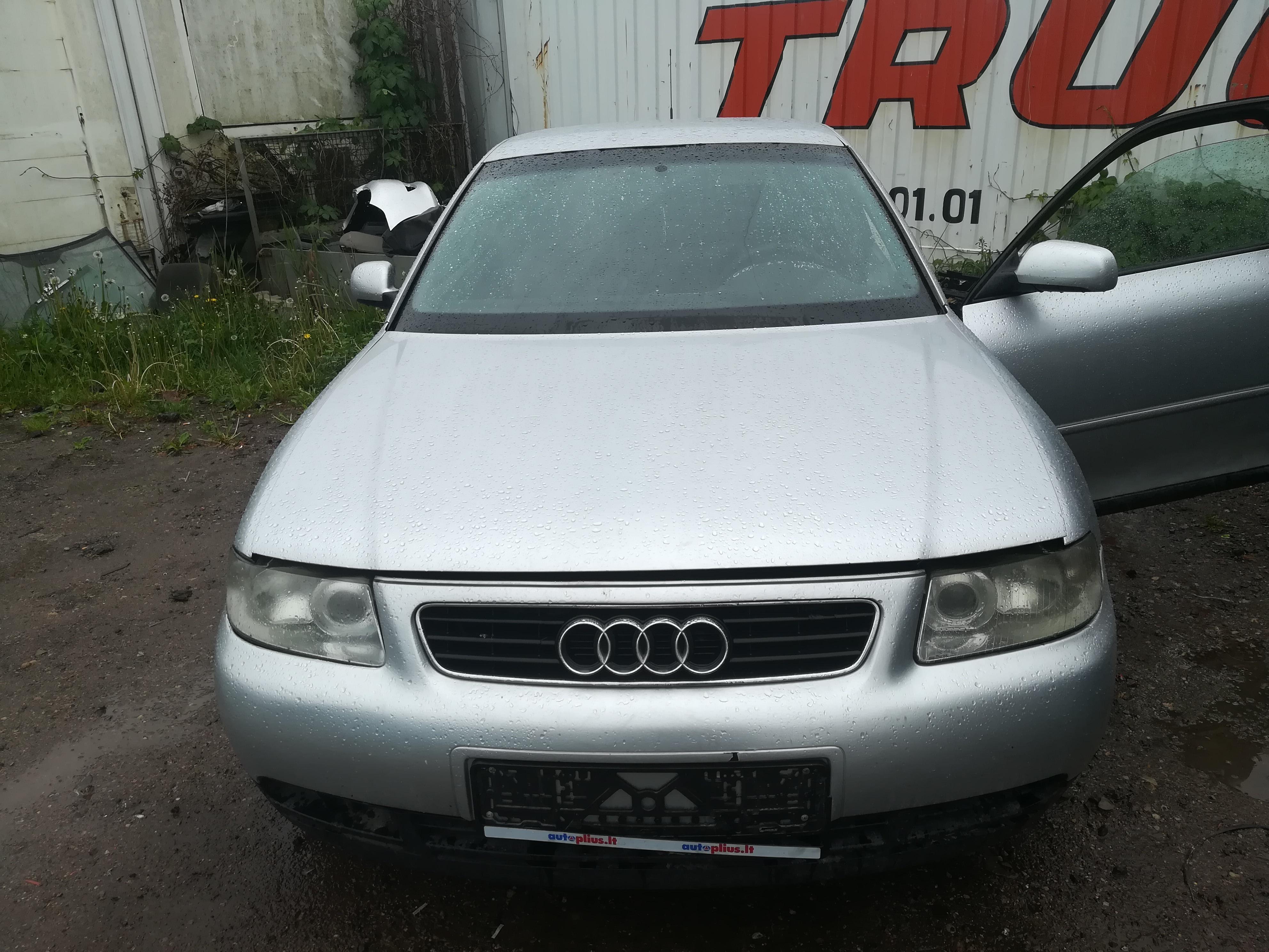 Audi A3 1996 1.9 Mechanical