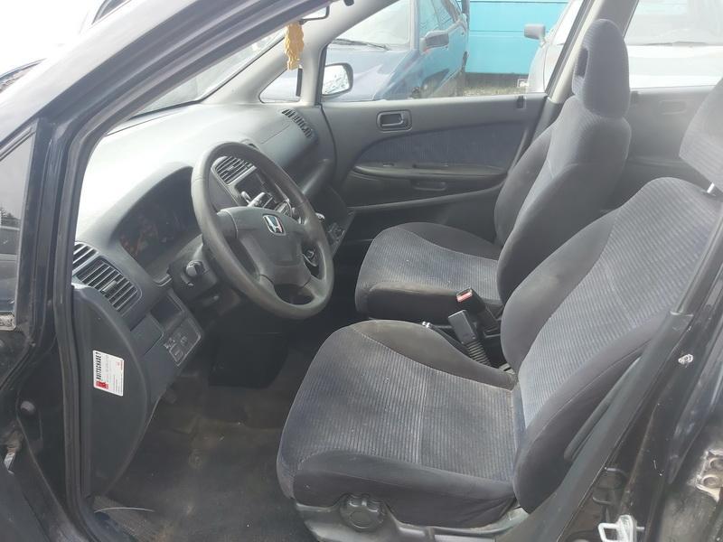 Naudotos automobiliu dallys Foto 5 Honda STREAM 2002 1.7 Mechaninė Vienatūris 4/5 d. Juoda 2020-4-28 A5244