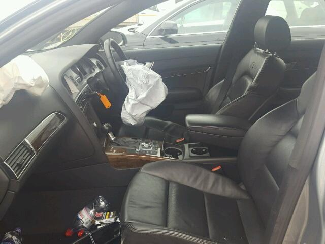 Naudotos automobiliu dallys Foto 4 Audi A6 2008 2.0 Mechaninė Universalas 4/5 d. Pilka 2018-9-10 A4075