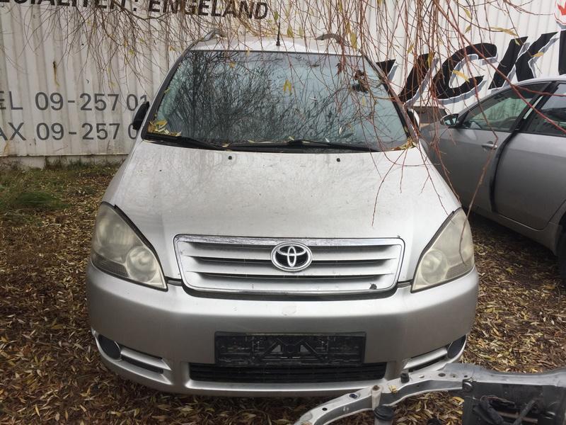 Toyota AVENSIS VERSO 2001 2.0 Mechanical