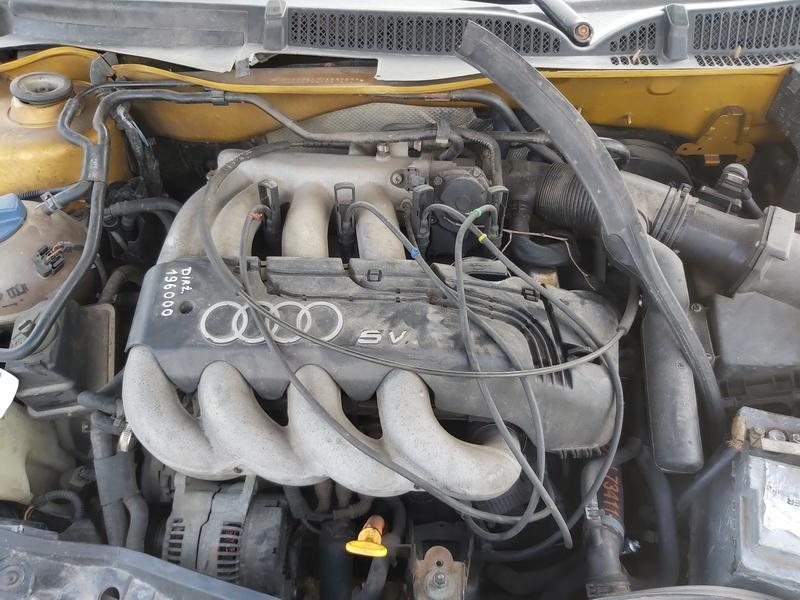 Naudotos automobiliu dallys Foto 2 Audi A3 1996 1.8 Mechaninė Hečbekas 2/3 d. Geltona 2020-5-19 A5287