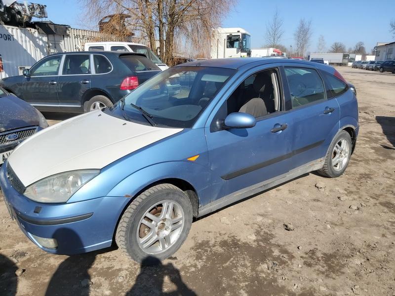 Naudotos automobiliu dallys Foto 4 Ford FOCUS 2003 1.6 Mechaninė Hečbekas 4/5 d. Melyna 2020-3-25 A5159