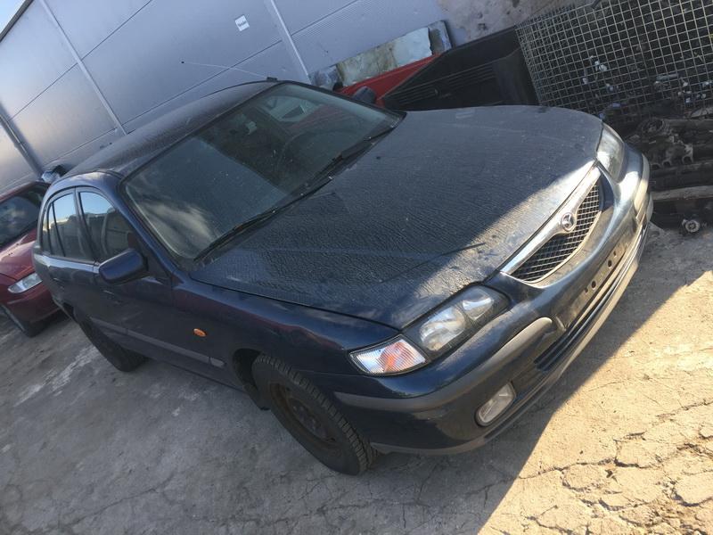 Used Car Parts Mazda 626 1998 2.0 Mechanical Hatchback 4/5 d. Blue 2017-9-29