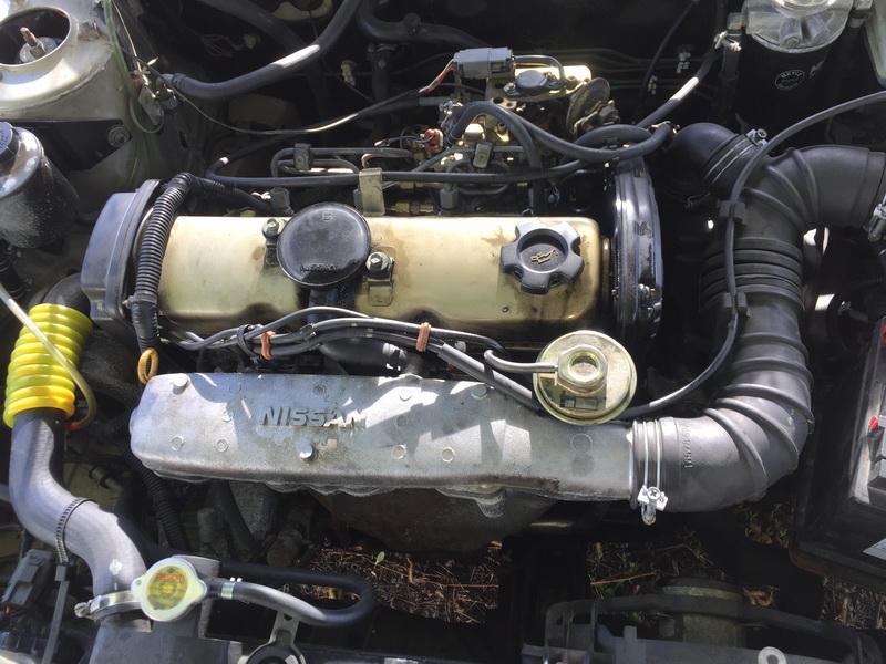 Naudotos automobilio dalys Nissan PRIMERA 1993 2.0 Mechaninė Sedanas 4/5 d. Smelio 2018-5-09