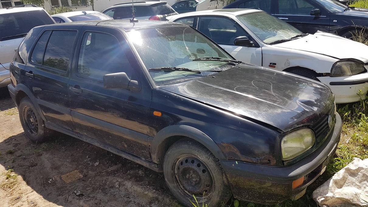 Volkswagen GOLF 1994 1.9 Mechaninė
