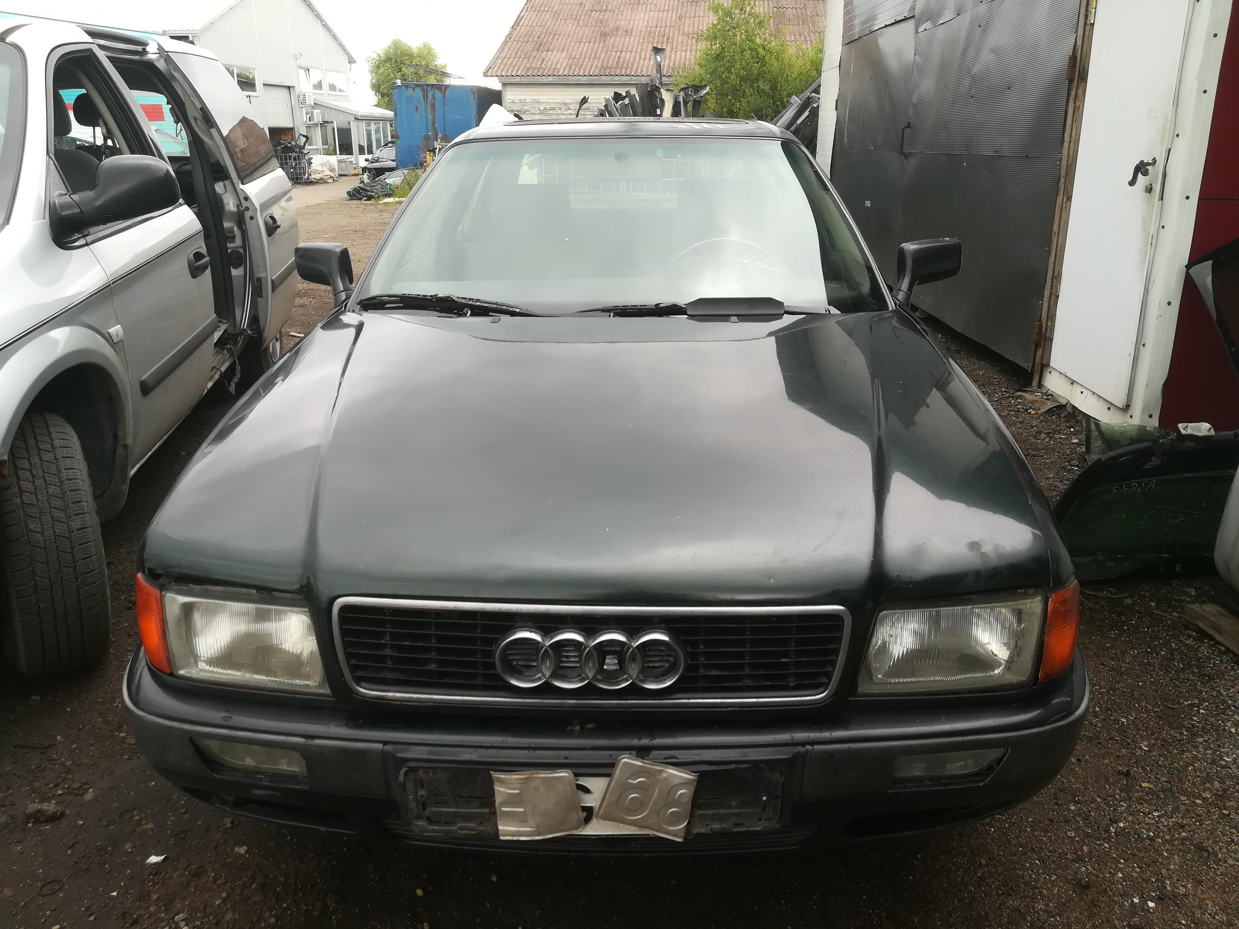 Naudotos automobilio dalys Audi 80 1992 1.9 Mechaninė Universalas 4/5 d. Zalia 2019-7-16