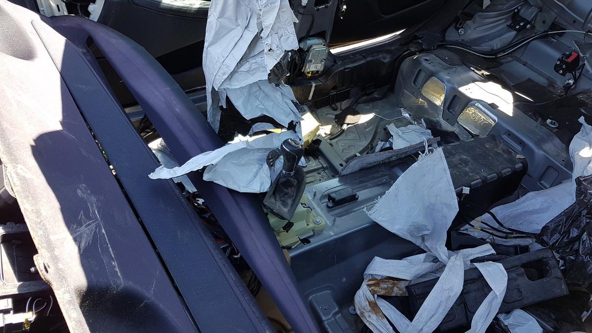 Used Car Parts Mercedes-Benz CLS-CLASS 2011 5.5 Automatic Sedan 4/5 d. Grey 2017-5-04
