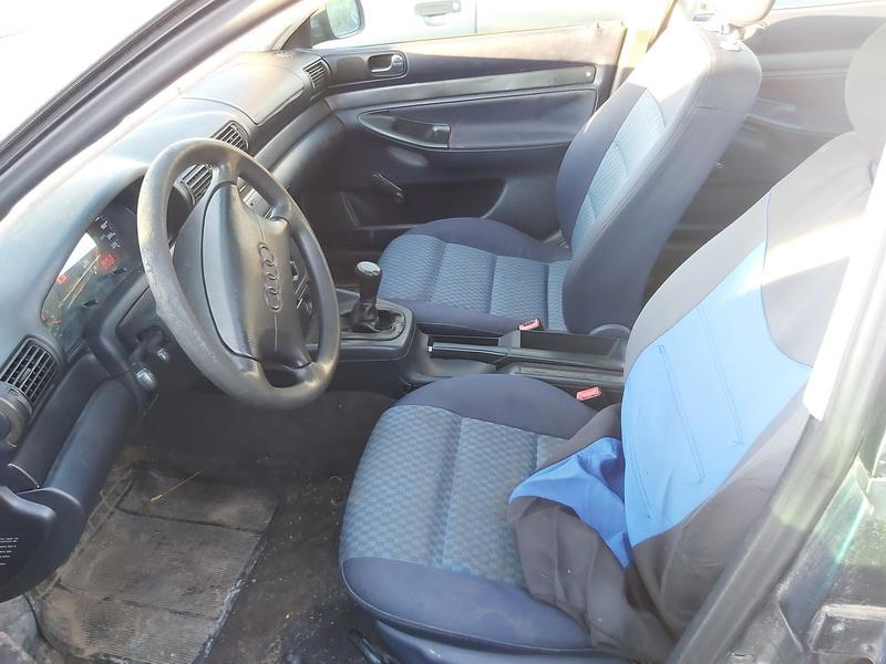 Naudotos automobiliu dallys Foto 5 Audi A4 1995 1.9 Mechaninė Sedanas 4/5 d. Zalia 2020-10-16 A5764