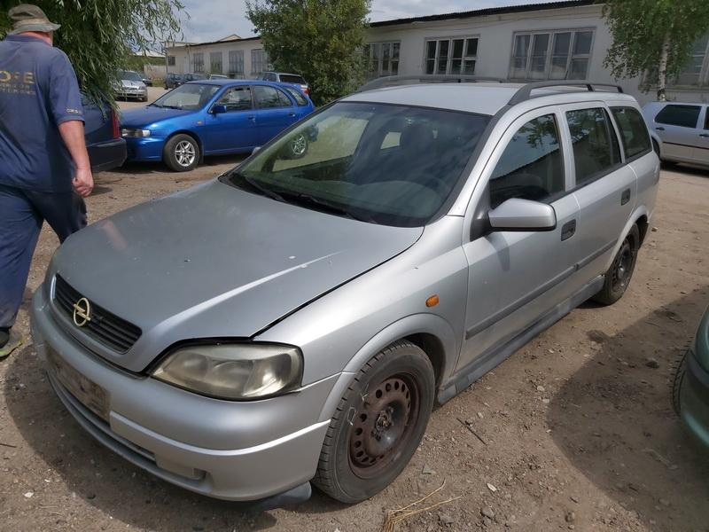 Naudotos automobiliu dallys Foto 4 Opel ASTRA 1998 2.0 Mechaninė Universalas 4/5 d. Pilka 2020-7-28 A5465