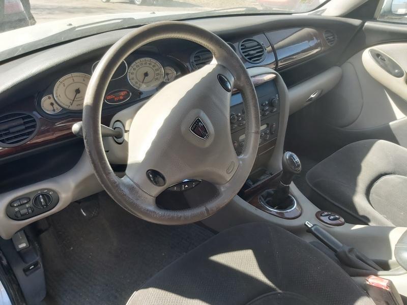 Naudotos automobilio dalys Rover 75 2002 2.0 Mechaninė Universalas 4/5 d. Sidabrine 2020-4-08