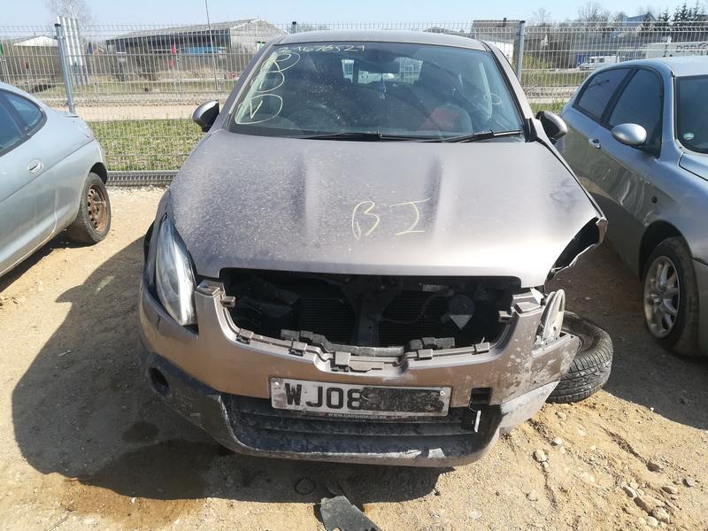 Nissan QASHQAI 2008 1.6 Mechaninė