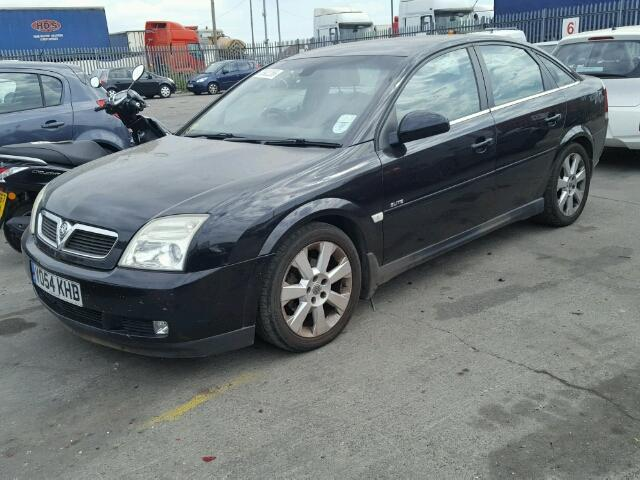 Naudotos automobiliu dallys Foto 4 Opel VECTRA 2004 1.9 Mechaninė Hečbekas 4/5 d. Juoda 2018-8-05 A4020