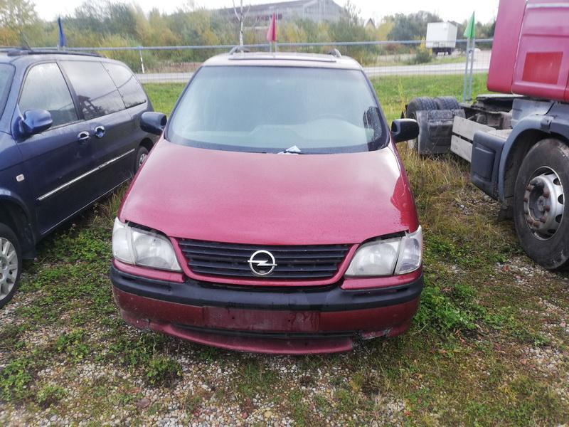 Naudotos automobilio dalys Opel SINTRA 1999 2.2 Mechaninė Vienatūris 4/5 d. Vysnine 2019-10-11