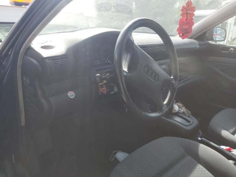 Naudotos automobilio dalys Audi A4 1996 1.8 Automatinė Sedanas 4/5 d. Zalia 2020-7-23