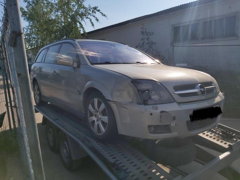 Naudotos automobiliu dallys Foto 1 Opel VECTRA 2005 3.0 Automatinė Universalas 4/5 d. Pilka 2020-7-27 A5462