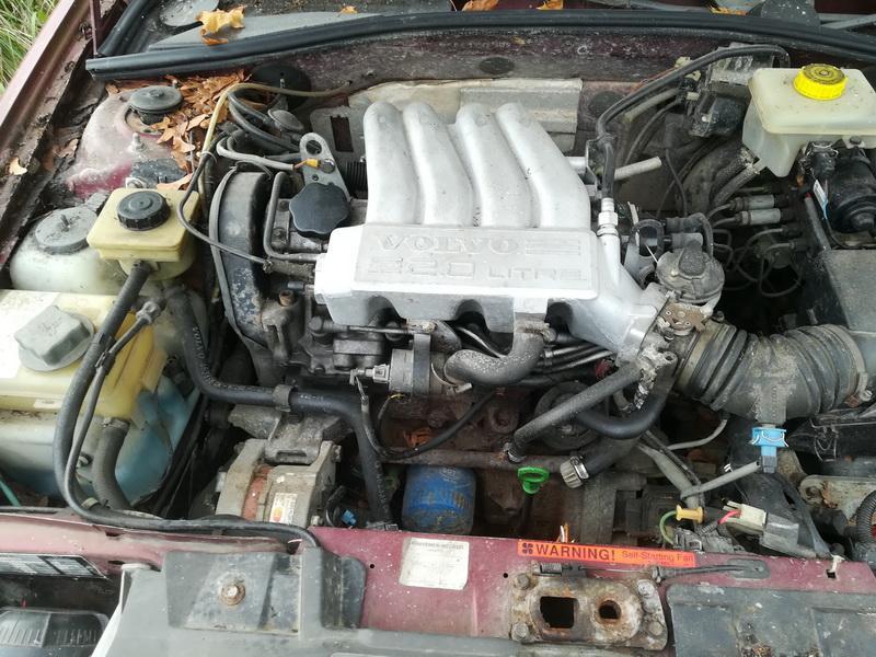 Naudotos automobiliu dallys Foto 2 Volvo 440 1994 2.0 Mechaninė Hečbekas 4/5 d. Vysnine 2019-10-08 A4814