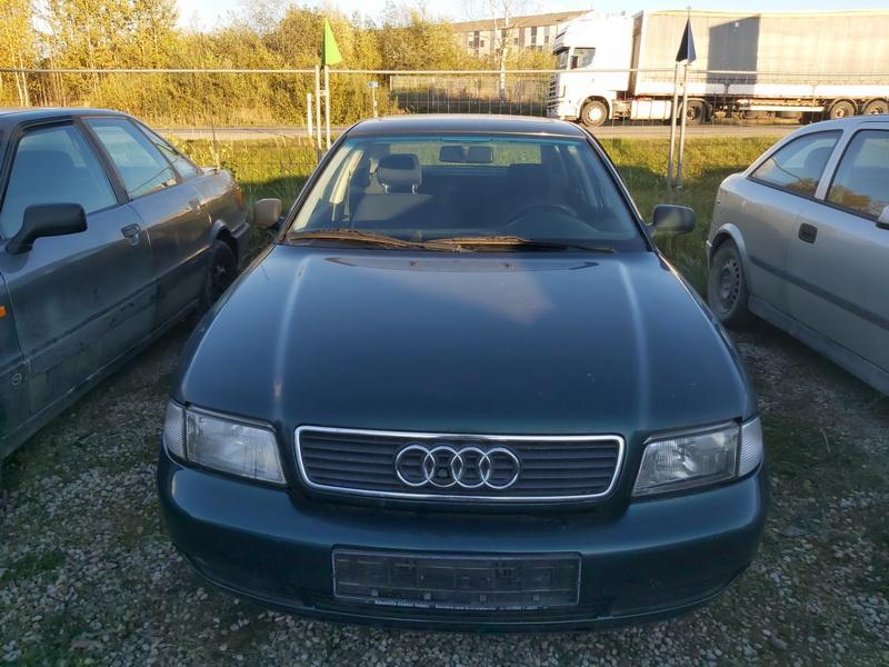 Naudotos automobiliu dallys Foto 3 Audi A4 1995 1.9 Mechaninė Sedanas 4/5 d. Zalia 2020-10-16 A5764