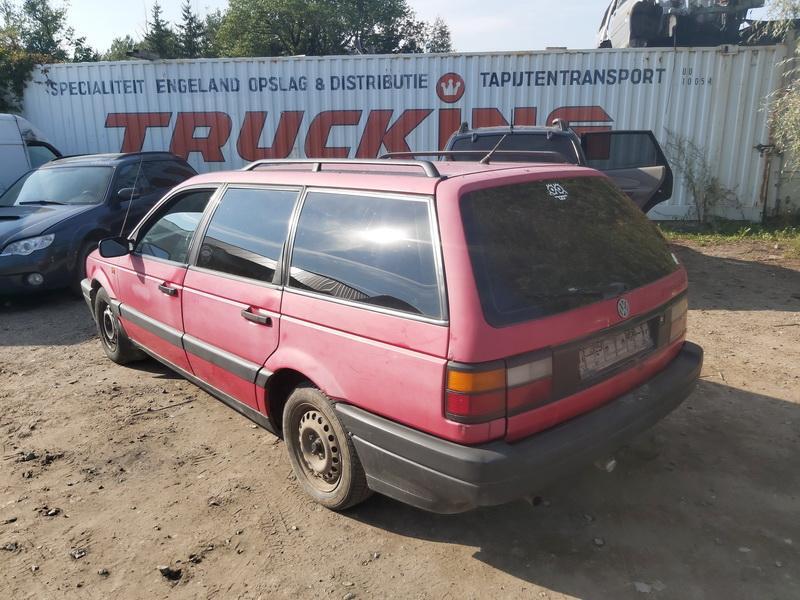Naudotos automobiliu dallys Foto 8 Volkswagen PASSAT 1991 1.9 Mechaninė Universalas 4/5 d. Raudona 2020-9-16 A5671