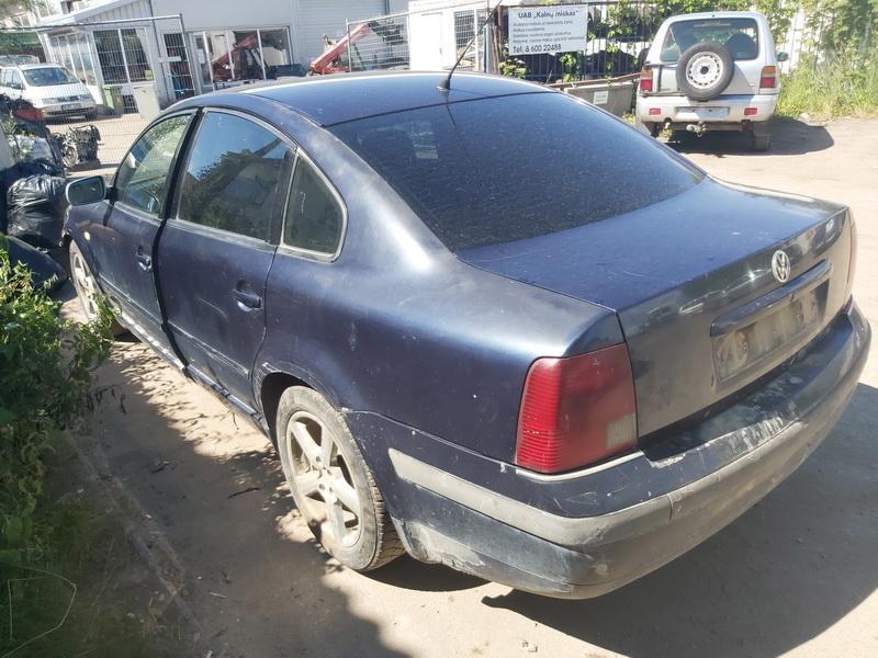 Подержанные Автозапчасти Foto 7 Volkswagen PASSAT 1999 1.9 машиностроение седан 4/5 d. синий 2020-7-29 A5477