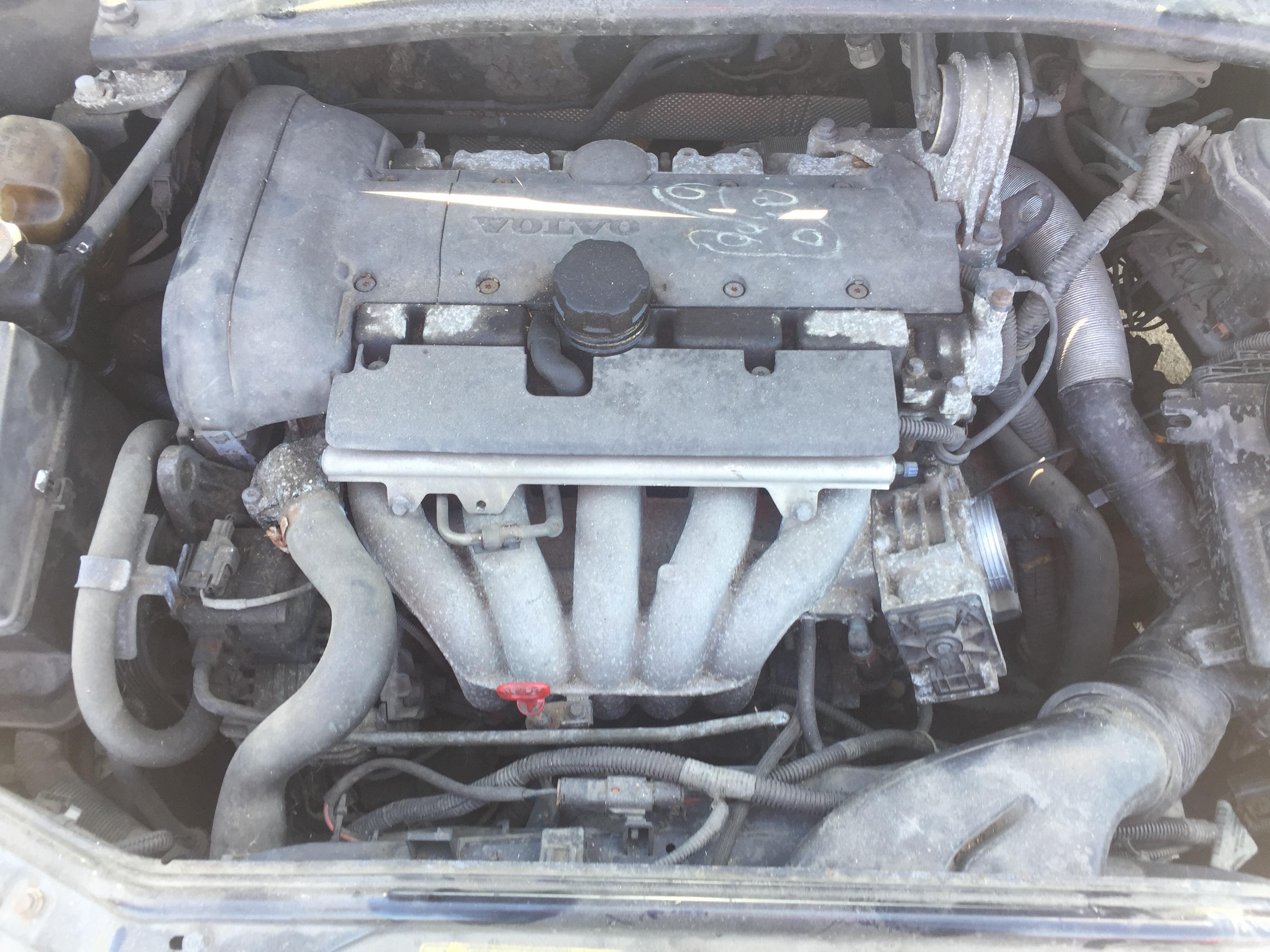 Volvo S60 2001 2.4 машиностроение