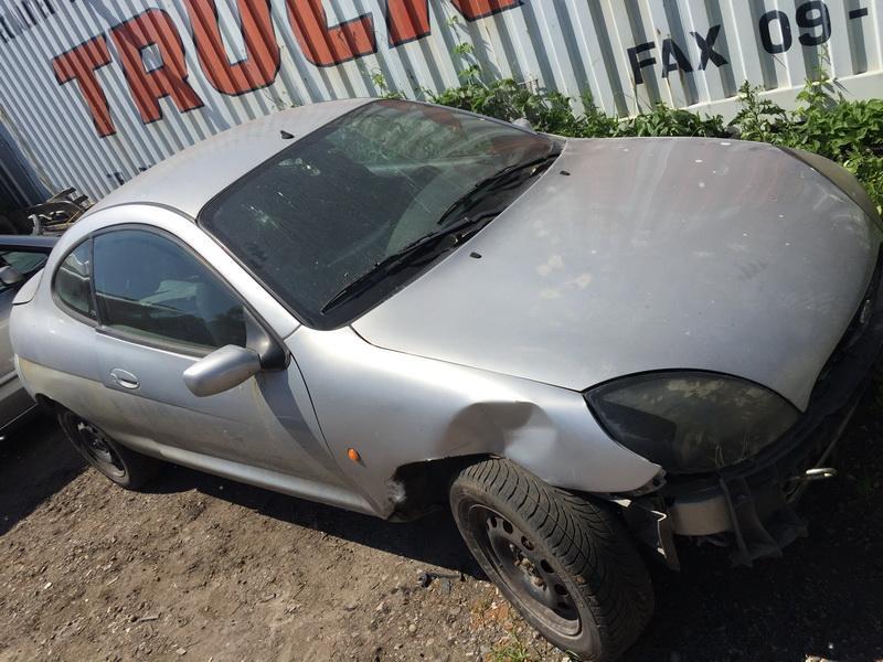 Naudotos automobilio dalys Ford PUMA 1997 1.4 Mechaninė Kupė 2/3 d. Pilka 2018-5-30