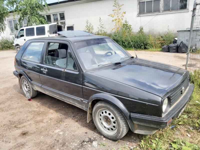 Volkswagen GOLF 1987 1.6 Mechaninė